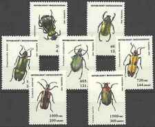 Timbres Insectes Madagascar 1323H/P ** lot 18549