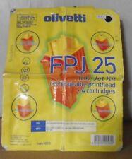 Olivetti FPJ 25 ink-jet Kit 82070 Black OFX 500 520 525 560 1000 linkfax 500