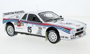 "IXO 1:18 18RMC054C 1983 Lancia 037 "" Martini "" Rally Acropolis (A.Bettega) #15"