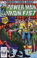 POWERMAN AND IRON FIST #89 (1982) FINE- MARVEL