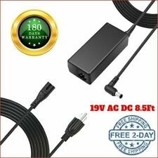 Samsung 32 Inches 19V AC DC Adapter Full LED Smart Monitor TV Charger Power Cord
