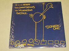 Connotations et al Square One 1988 MBT / NYU Records ALTERNATIVE ROCK Sealed LP