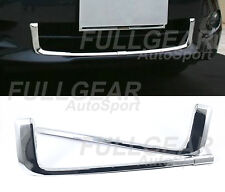 CHROME FRONT BUMPER LOWER GILLE TRIM FOR HONDA ACCORD 4CYL 2.4L SEDAN 2008-2010