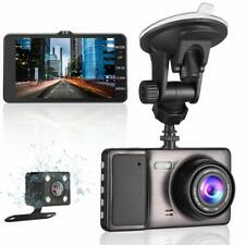 "MYPIN 1080P Front & Rear Dual Lens Dash Cam with 4.0"" Screen 170° Wide Angle"