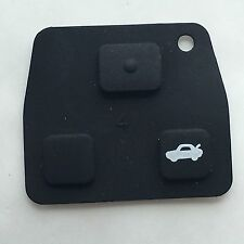Toyota Rubber pad for 2 or 3 button key fob case Yaris Corolla Avensis repair