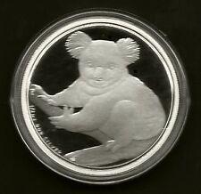 KOALA 2009 Australien 50ct. 1 / 2 Unze Silber ST / BU nur 15.334Ex.!  selten!