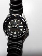 SEIKO SKX013 automatic diver's watch 7s26 0030 original, discontinued 2007.