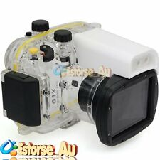 40M 130ft WP-DC44 WaterProof Underwater Housing Case For Canon Powershot G1X