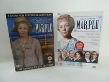 classic AGATHA CHRISTIE COMPLETE COLLECTION & SERIES 3 DVD SET.