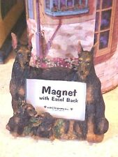 Doberman Pinscher ~ Magnet Picture Frame With Easel Back ~ #72