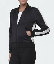 ISABEL MARANT ÉTOILE  'Idan' Black White Sports Jacket 40 uk 12