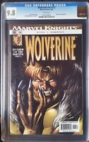Wolverine (2003 2nd Series) #13  CGC 9.8