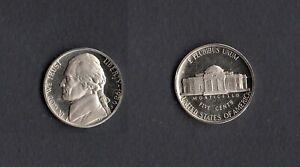 United States - 5 cents (Nickelino) Tipo Jefferson Fondo Specchio 1980