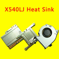 For Asus X540 X540L X540LJ R540L R540 CPU Fan Heat sink GPU Graphic VGA Radiator