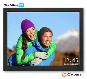 Cytem DiaMine XS 15 in 4:3, mattes Display   Sensor   Schwarz