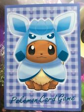 Sleeve Eevee Eievui Evoli Givrali Glaceon protege cart Pokémon deck shield card
