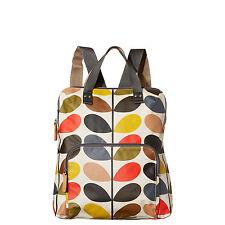 Orla Kiely Etc Classic Multi Stem Backpack Tote Multi