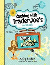 Cooking with Trader Joe's Cookbook: Easy Lunch Boxes-ExLibrary
