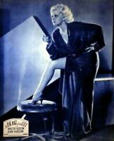 OLD MOVIE PHOTO The Beast Of The City Poster Jean Harlow 1932