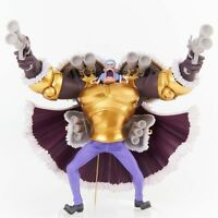 ONE PIECE DON KRIEG BWFC WORLD FIGURE COLOSSEUM 2018 BANPRESTO NEW. PRE-ORDER
