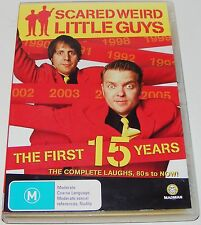 Scared Weird Little Guys: The First 15 Years--- (DVD, 2005)