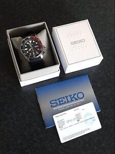 Seiko SKX009J Divers Automatic Pepsi Mar 2021 Japan Model Mint Condition