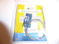 ESU 51968 Adapterplatine MTC21 m. Kabelbaum und AUX3 und AUX4 NEU