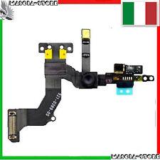 IPHONE 5 5G Flex flat  SENSORE Prossimità Modulo FOTOCAMERA Frontale MICROFONO
