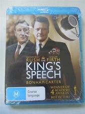 Blu-Ray Movie - The Kings Speech - Region B