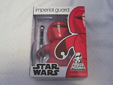Hasbro Mighty Muggs Star Wars Imperial Guard Figure New Free Shipping