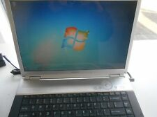 Sony FZ240E Laptop - Booted To Vista - Hard Drive Wiped - For Parts PCG-394L *