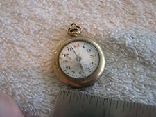 Antique A.S. Mild Women's Pocket Watch