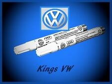 Genuine OEM Volkswagen VW Audi Code LA7W SILVER Touch Up Paint Pen / Clear Coat