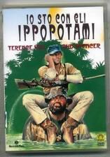Io Sto Con GLi Ippopotami - Bud Spencer - Terence Hill - DVD 1a Edizione Medusa