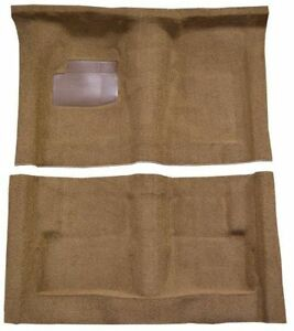 Carpet Kit For 1971-1973 Plymouth Satellite 2 Door Automatic