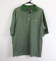 Clubhouse Collection Mens Large The Masters Augusta National Golf Polo Shirt