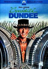 NEW DVD - CROCODILE DUNDEE  - Paul Hogan, Linda Kozlowski,  COMEDY CLASSIC