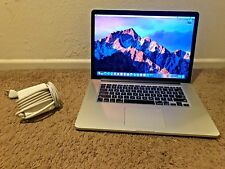 "MacBook Pro (Retina) Early 2013 15"" 2.8 GHz i7 512GB SSD 16GB RAM Office 2011"