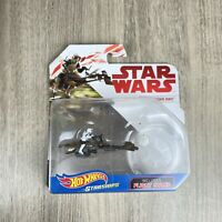 Hot Wheels Star Wars Starships Stormtrooper SPEEDER BIKE Die-Cast