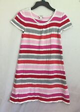 41aaefadeca Girls 10 12 sweater Children s Place sweater dress striped short sleeve