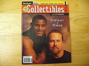 "Beckett Sports Collectibles Magazine - ""McGwire & Sosa"" - September 1999 - VINT."