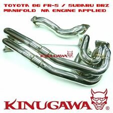 Exhaust Manifold TOYOTA 86 / FRS SUBARU BRZ Boxer NA Engine Unequal Length
