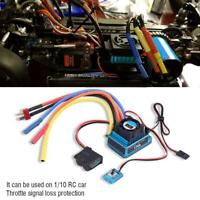 Rcharlance Waterproof 45A 80A 120A Brushless ESC Electric Speed Controller sg