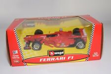 V 1:24 BBURAGO BURAGO FERRARI F300 F 300 F1 RACING CAR SCHUMACHER MINT BOXED
