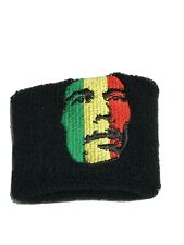 Wristband Sweatband Bob Marley Graphic