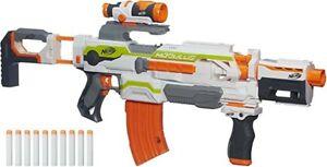 Hasbro Nerf Modulus ECS 10 / 10 Blaster Pistolet enfants Motorisé neuf scellé