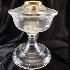 ALADDIN ALEXANDRIA CLEAR  OIL LAMP FONT alladin kerosene base