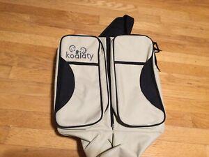 NEW! Koalaty 3-in-1 Baby Travel Bag Portable Bassinet Crib Changing Station