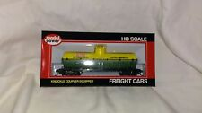 NEW Model Power HO scale #96921 Dupont Chemical Tank Car with Knuckle Couplers.