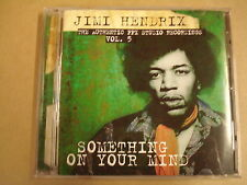 CD / JIMI HENDRIX - SOMETHING ON YOUR MIND